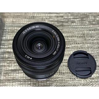 SONY - SONY FE 28-60mm F4-5.6 SEL2860