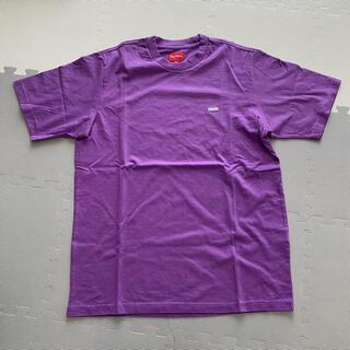シュプリーム(Supreme)のsupreme スモールボックスロゴ Tシャツ(Tシャツ/カットソー(半袖/袖なし))