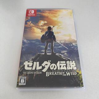 Nintendo Switch - ゼルダの伝説 ブレスオブザワイルド