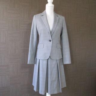 スーツカンパニー(THE SUIT COMPANY)のスーツカンパニー セットアップ スーツ 40 グレー 美品 秋冬(スーツ)