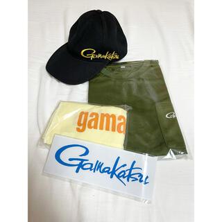 がまかつ - がまかつ非売品 Gamakatsu 4点セット売り
