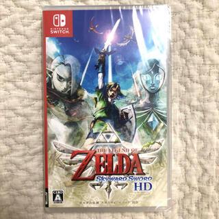 Nintendo Switch - ゼルダの伝説 スカイウォードソード HD スイッチ ソフト