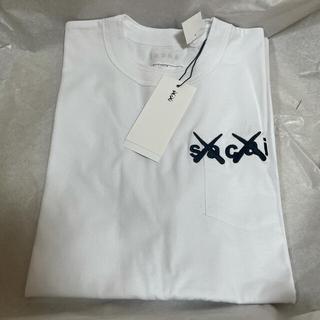 sacai - sacai KAWS Tシャツ サイズ3新品未使用