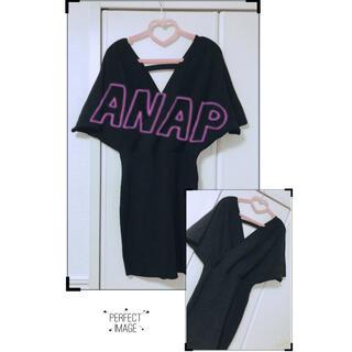 アナップ(ANAP)のANAPワンピース(ミニワンピース)