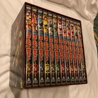 海賊戦隊ゴーカイジャーDVD全12巻BOX(特撮)