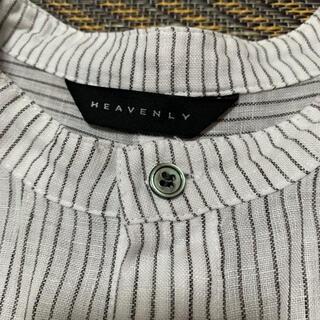 フレームワーク(FRAMeWORK)の未使用 ヘブンリー リネンシャツ 9800円(シャツ/ブラウス(半袖/袖なし))