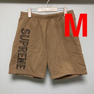 シュプリーム(Supreme)のSupreme Leg Embroidery Sweatshort M(ショートパンツ)