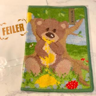 FEILER - 【新品】フェイラーFEILER タオルハンカチ 2枚セット