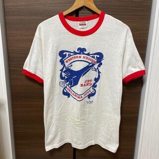ヘインズ(Hanes)のヘインズ リンガーTシャツ ヴィンテージ(Tシャツ/カットソー(半袖/袖なし))