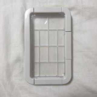 ムジルシリョウヒン(MUJI (無印良品))の無印良品 スマートフォン用防水ケース 大(モバイルケース/カバー)