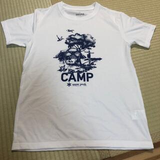 Snow Peak - スノーピーク   Tシャツ 半袖 S