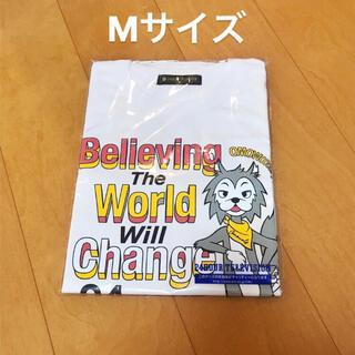 チャリtシャツ 24時間テレビ 44 2021年 白 M