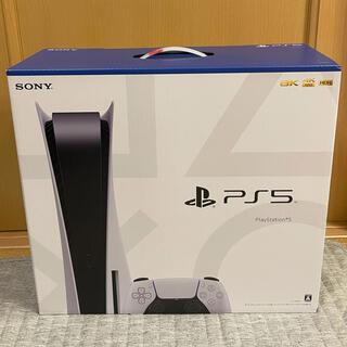 SONY - 【7月25日購入】プレイステーション PlayStation5