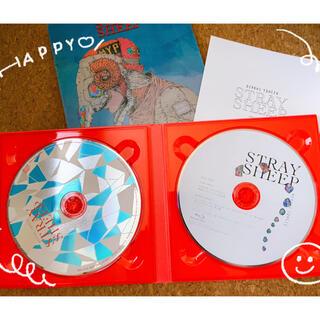 STRAY SHEEP 米津玄師 CD DVD シリアルコード