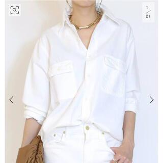 DEUXIEME CLASSE - MUSE de Deuxieme Classe/SURT WHITEシャツ