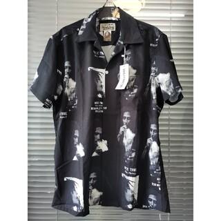 WACKO MARIA - 大人気WACKO MARIA X BASQUIAT シャツ 半袖 メンズ 夏