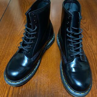 ドクターマーチン(Dr.Martens)のDr.マーチン 1460 8ホール UK7 ブラック(ブーツ)
