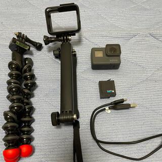 ゴープロ(GoPro)のGoPro Hero5 マウント各種セット(コンパクトデジタルカメラ)
