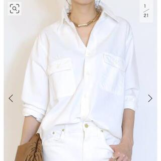 L'Appartement DEUXIEME CLASSE - 美品【SURT/サート】 WHITE シャツ