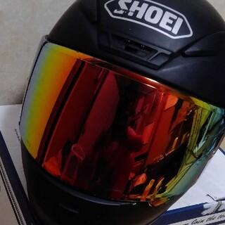 2019年製 SHOUEI フルフェイスヘルメット