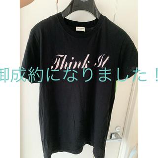 サンローラン(Saint Laurent)の16AW サンローラン T シャツ メンズのmサイズ(Tシャツ/カットソー(半袖/袖なし))