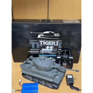 タミヤ 1/16 TIGER I フルオペレーション タイガーI 戦車ラジコン