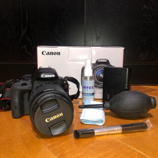 Canon - Canon EOS KISS X7 EF-S18-55 IS STM