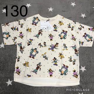 フタフタ(futafuta)のfutafuta 新品未使用 ミッキーフレンズ Tシャツ(Tシャツ/カットソー)