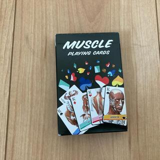 筋肉トランプ  MUSCLE  playing cards 医学 勉強 学び(トランプ/UNO)