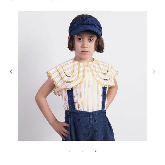 WOLF&RITA ブラウス キッズ/ベビー/マタニティのキッズ服女の子用(90cm~)(ブラウス)の商品写真