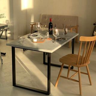 ご予約品 モールテックスダイニングテーブル(ダイニングテーブル)