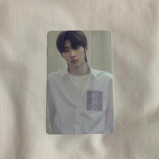 防弾少年団(BTS) - ENHYPEN ソンフン トレカ 儚い weverse 限定盤