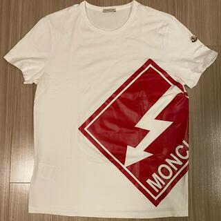 MONCLER - MONCLER モンクレール クルーネック Tシャツ