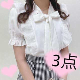evelyn - 3点 evelyn  今期 大人気 ブラウス 新品 定価 5900円 完売