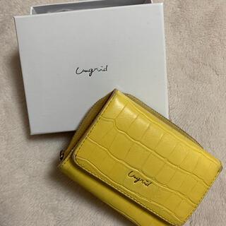 アングリッド(Ungrid)のUngrid 二つ折り財布(財布)