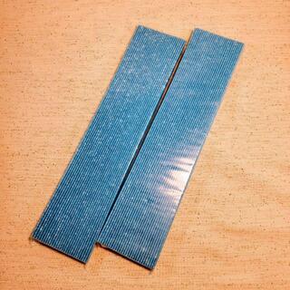 ダイキン(DAIKIN)の【2本】空気清浄機交換用フィルター 交換用 プリーツフィルタ 互換品(空気清浄器)