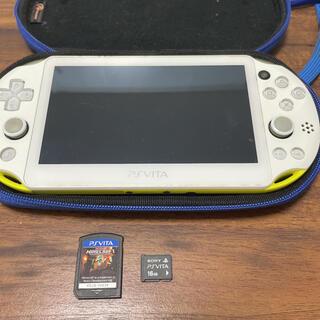 PlayStation Vita - SONY PlayStationVITA 本体 PCH-2000 ZA13