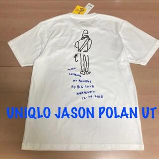 UNIQLO - 【新品】UNIQLO JASON POLAN UT GRAPHIC Tシャツ