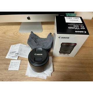 Canon - Canon EF135F2L USM 中古美品(2020年新品購入品)