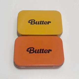 防弾少年団(BTS) - BTS  Butter Weverse 特典 缶ケース