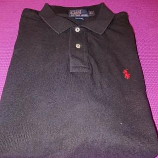 Ralph Lauren - 送料込み!ラルフローレン メンズポロシャツ ブラック