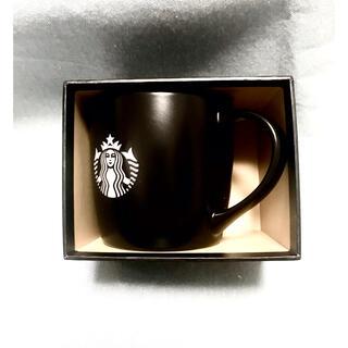 スターバックスコーヒー(Starbucks Coffee)の数量限定 スターバックス 台湾 17周年 マグカップ スタバ 黒 レアタンブラー(マグカップ)