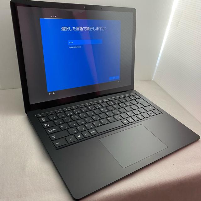 Microsoft(マイクロソフト)のマイクロソフト Surface Laptop 3 13.5 V4C-00039 スマホ/家電/カメラのPC/タブレット(ノートPC)の商品写真