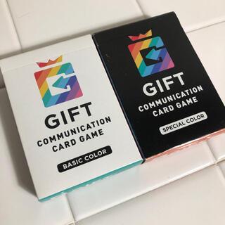GIFT コミュニケーション カードゲーム(トランプ/UNO)