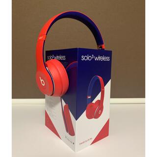 ビーツバイドクタードレ(Beats by Dr Dre)のBeats Solo3 Wireless 小キズ1カ所あり(ヘッドフォン/イヤフォン)