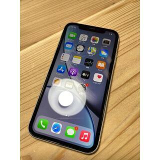iPhone XR White 128 GB SIMフリー