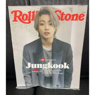Rolling Stone BTSアメリカ版