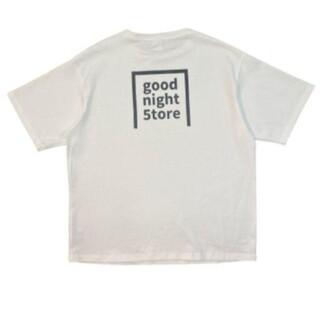 goodnight5tore GN027 t-shirt logo-mens