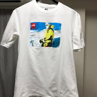 シュプリーム(Supreme)のsupreme ノースフェイス フォトTシャツ Sサイズ(Tシャツ/カットソー(半袖/袖なし))