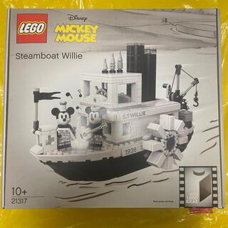 レゴ(Lego)のたた様専用 蒸気船ウィリー号(積み木/ブロック)